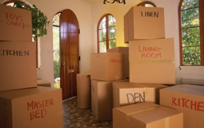 How to Make Your Londonderry NH Home Move Less Stressful